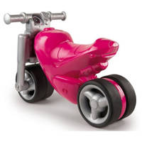 SMOBY MOTO RIDE ON PINK 770113