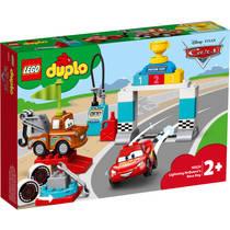 LEGO DUPLO Bliksem McQueen's racedag 10924