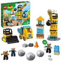 LEGO DUPLO sloopkogel afbraakwerken 10932