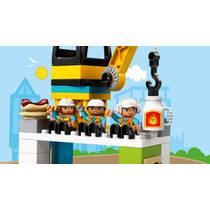 LEGO DUPLO 10933 TORENKRAAN BOUWTERREIN