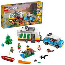 LEGO 31108 CARAVAN FAMILIE VAKANTIE