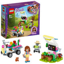 LEGO Friends Olivia's bloementuin 41425