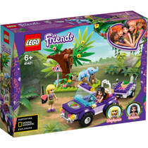 LEGO Friends reddingsbasis babyolifant in jungle 41421