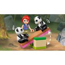 LEGO FRIENDS 41422 PANDA JUNGLE BOOMHUT