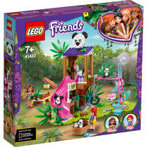LEGO Friends panda jungle boomhut 41422