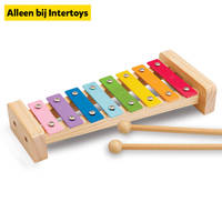Houten xylofoon