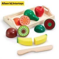 Houten speelset fruit