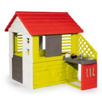 Smoby Nature speelhuis met keuken