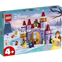 LEGO Disney Princess Belle's kasteel winterfeest 43180