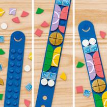 LEGO DOTS 41911 GO TEAM! ARMBAND
