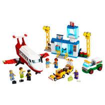 LEGO CITY 60261 VLIEGVELD