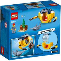 LEGO CITY 60263 MINI-ONDERZEEER