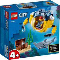 LEGO City oceaan mini duikboot 60263