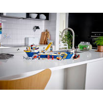 LEGO CITY 60266 OCEAAN VERKENNERSBOOT