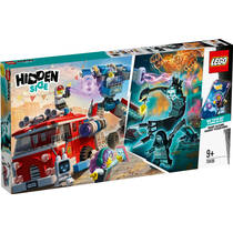 LEGO Hidden Side spookbrandweerauto 3000 70436