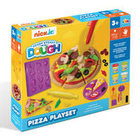Nick Jr. Ready Steady Dough klei speelset pizza