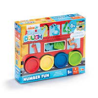 Nick Jr. Ready Steady Dough klei + accessoireset