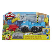Play-Doh Cementwagen