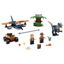 LEGO JW 75942 TWEEDEKKER REDDINGSMISSIE