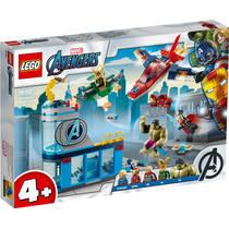 LEGO Marvel Super Heroes Avengers: Wraak van Loki 76152