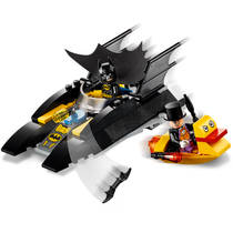 LEGO SH 76158 BATBOOT DE PINGUIN ACHTERV