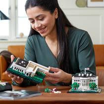 LEGO ARCHITECTURE 21054 HET WITTE HUIS