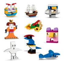 LEGO CLASSIC 11009 STENEN EN LAMPEN