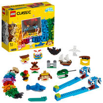 LEGO 11009 STENEN EN LAMPEN