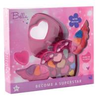 Bella make-upset hart met vleugels