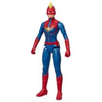 Marvel Avengers Titan Heroes figuur Captain Marvel - 30 cm