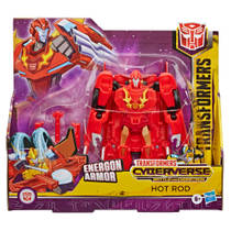 TRANSFORMERS CYBERVERSE ULTIMATE TRANSFO