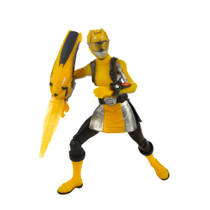 PRG 6IN BMR YELLOW RANGER FIGURE