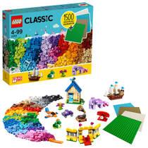 LEGO 11717 STENEN EN BOUWPLATEN