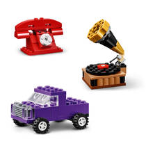 LEGO CLASSIC 11717 STENEN EN BOUWPLATEN