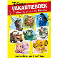 Disney Vakantieboek Junior