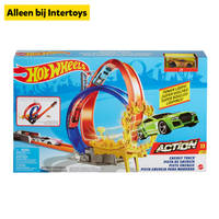 Hot Wheels Energy Track speelset