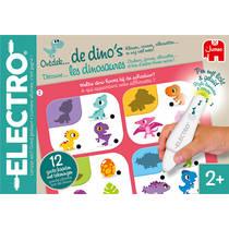ELECTRO WONDERPEN ONTDEK DE DINO'S NL+FR