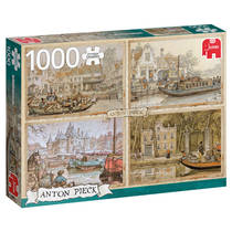 PC ANTON PIECK - CANAL BOATS 1000PCS