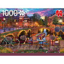 PC AMSTERDAM CANALS 1000PCS