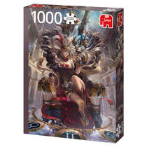 PC ZODIAC QUEEN 1000PCS