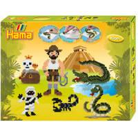 Hama strijkkralen gift box adventures