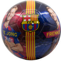 FC BARCELONA BAL FRENKIE DE JONG SIZE 5