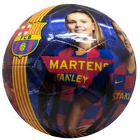 FC BARCELONA BALL LIEKE MARTENS SIZE 5 1
