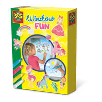 SES Creative window fun Prinsessen wereld