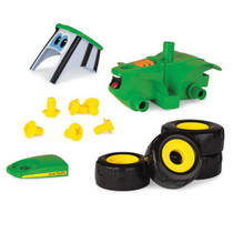 BUILD-A-JOHNNY TRACTOR