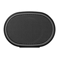 SONY BLUETOOTH PORTABLE SPEAKER ZWART