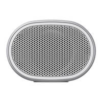 SONY BLUETOOTH PORTABLE SPEAKER WIT