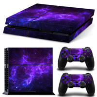 PS4 skin Dark Galaxy