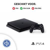 STEEL GOLD - PS4 SLIM SKINS