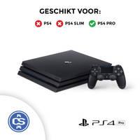 STEEL GOLD - PS4 PRO SKINS